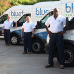 bluefrog Plumbing + Drain Franchise's New Leadership Team Makes the News