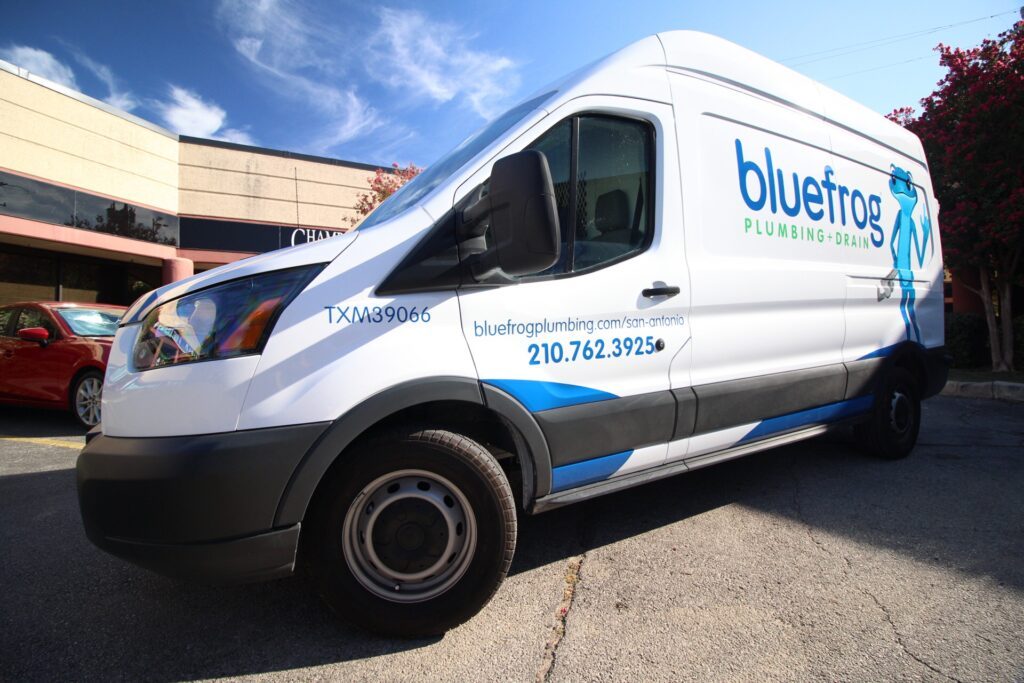 bluefrog Plumbing + Drain Fast Growing Business